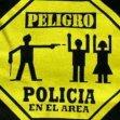 Nos sentimos MENOS seguros cuando nos encontramos con la policía en Honduras.